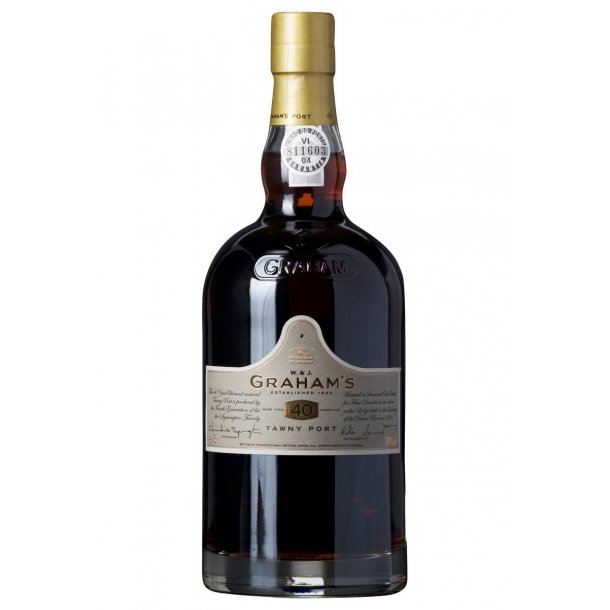 Graham's 40 Years Old Tawny Port, W.& J. Graham & Co.