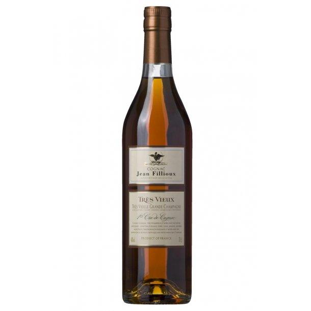 Cognac Tres Vieux, Societe Jean Fillioux AOP