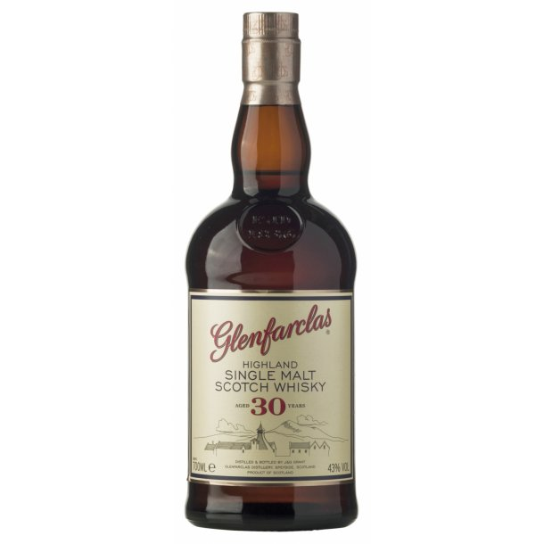 Glenfarclas 30 år