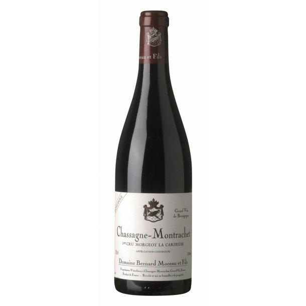 2015 Chassagne-Montrachet Morgeot La Cardeuse 1.Cru