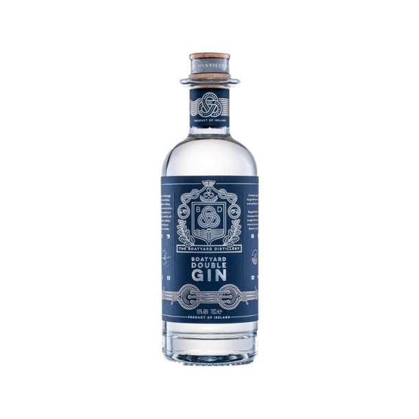 Boatyard Double Gin 46%, 70cl