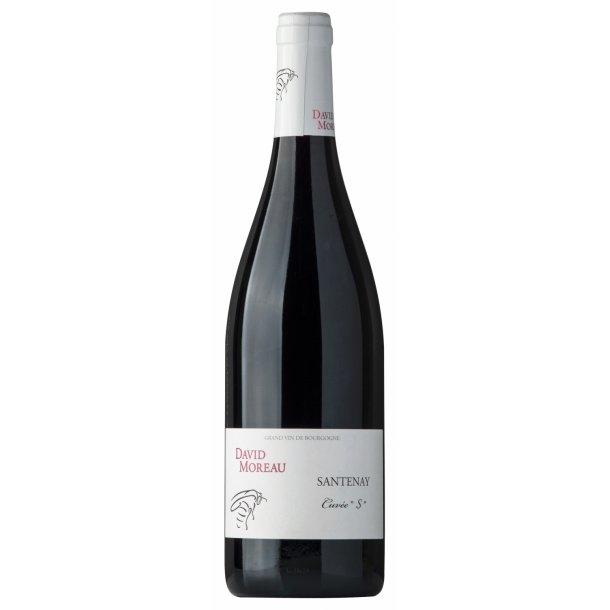 2015 Bourgogne Rouge, David Moreau