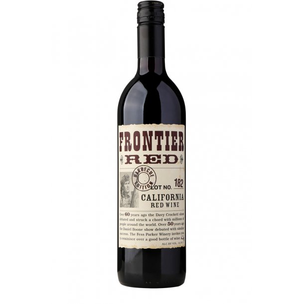 Frontier Red Lot 183 - Fess Parker Winery