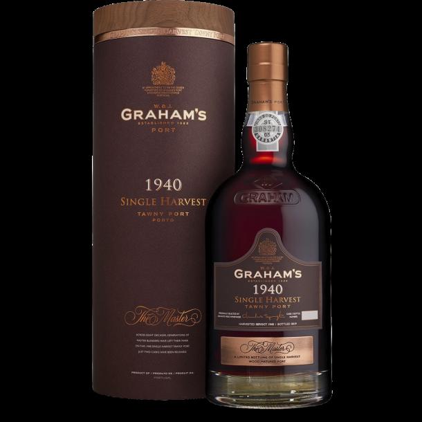1940 Graham's Single Harvest