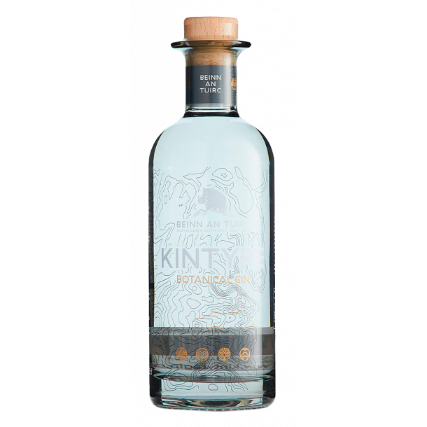 Beein An Tuirc Kintyre Gin 43%, 70cl