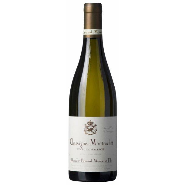 2015 Chassagne-Montrachet La Maltroie 1.Cru, Bernard Moreau