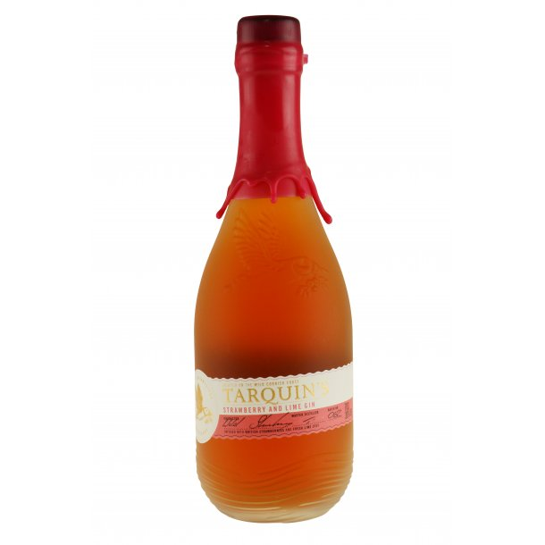 Tarquin's Strawberry and Lime Gin 38% - 70 cl